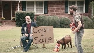 Doritos Goat for Sale- Super Bowl Commercial 2013
