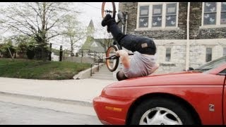 Tim Knoll Amazing Bike Tricks Compilation