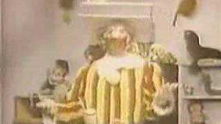 First Ronald McDonald Commercial