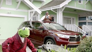 Toyota Highlander Muppets- Super Bowl Commercial 2014