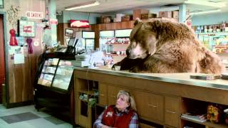 Chobani Bear- Super Bowl Commercial 2014