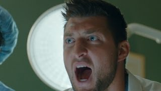 Tim Tebow TMobile- Super Bowl Commercial 2014