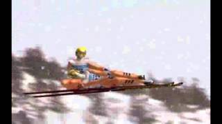 Ski Jumping Pairs- Weird Japanese Video Game