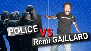 Remi Gaillard- Messing with Police