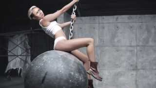 Miley Cyrus Wrecking Ball-  Nicolas Cage Edition